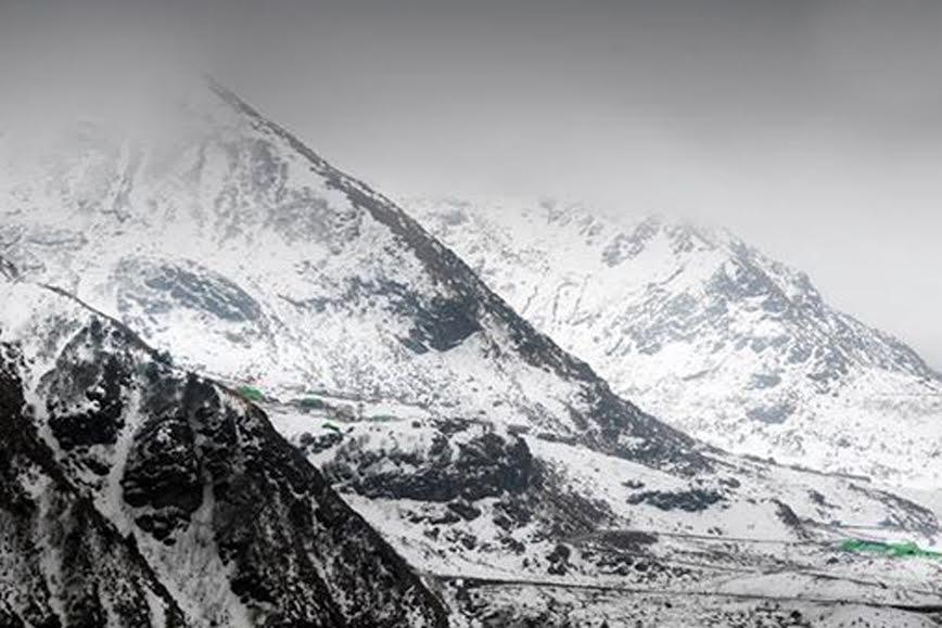 Snowy North Sikkim
