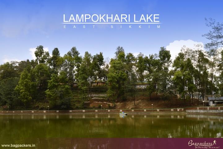 Lampokhari Lake
